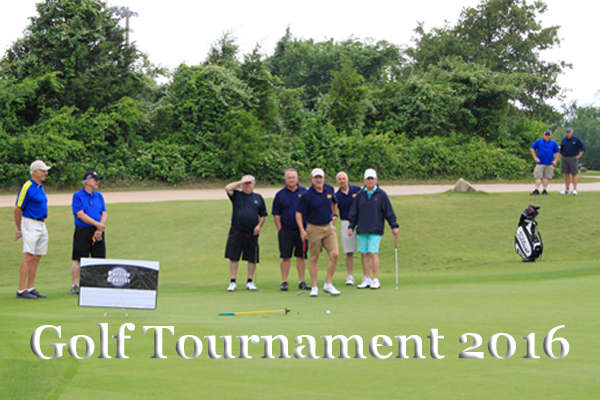 Golf Tournament 2016