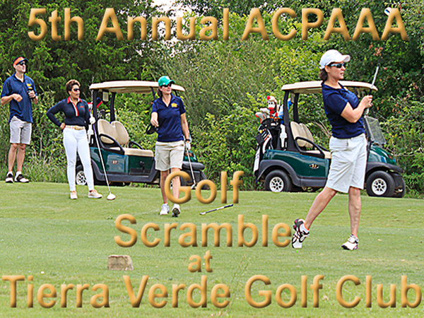Fifth Annual ACPAAA Golf Scramble at Tierra Verde Golf Club - June 11, 2018